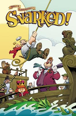 Snarked Vol. 3 Cover
