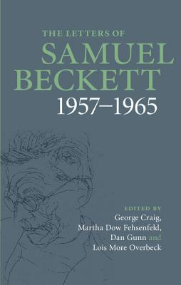The Letters of Samuel Beckett: Volume 3, 1957-1965 Cover Image