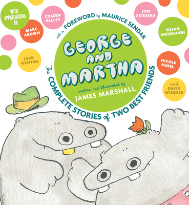 George and Martha Cover