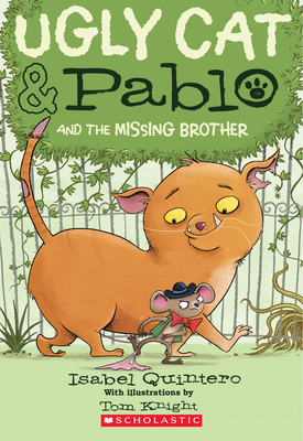 Ugly Cat & Pablo and the Missing Brother Cover Image