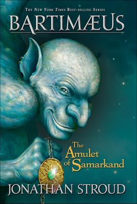 The Amulet of Samarkand (Bartimaeus Trilogy (Pb) #1) Cover Image