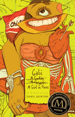 Gabi, a Girl in Pieces Cover Image