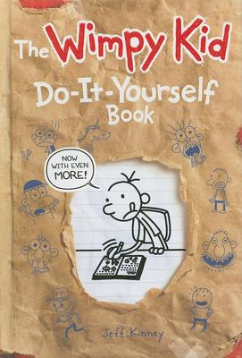 The Wimpy Kid Do-It-Yourself Book (revised and expanded edition) (Diary of a Wimpy Kid) Cover Image