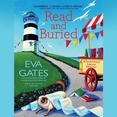Read and Buried: A Lighthouse Library Mystery Cover Image