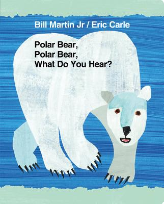 Polar Bear, Polar Bear, What Do You Hear? (Brown Bear and Friends) Cover Image