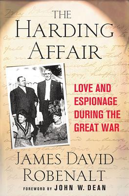 The Harding Affair Cover