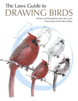 The Laws Guide to Drawing Birds Cover Image