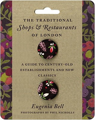 The Traditional Shops and Restaurants of London Cover