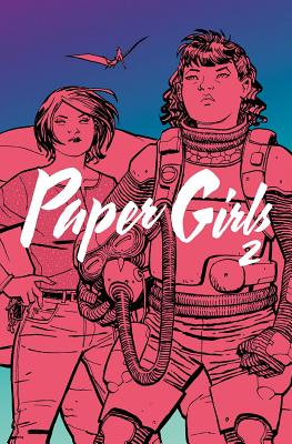 Paper Girls Volume 2 cover image