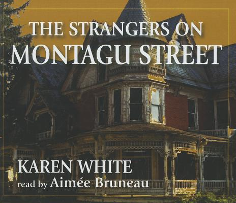 The Strangers on Montagu Street (Tradd Street (Audio)) Cover Image
