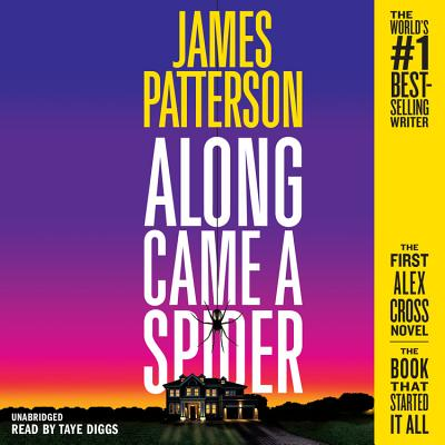 Along Came a Spider: 25th Anniversary Edition (Alex Cross) Cover Image