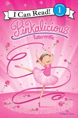 Pinkalicious: Tutu-rrific (I Can Read Level 1) Cover Image
