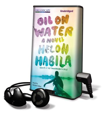 Oil on Water (Playaway Adult Fiction) Cover Image