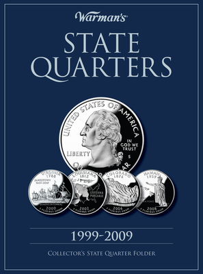 State Quarters 1999-2009 Collector's Folder: District of Columbia and Territories (Warman's Collector Coin Folders) Cover Image