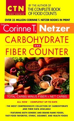 Corinne T. Netzer Carbohydrate and Fiber Counter Cover