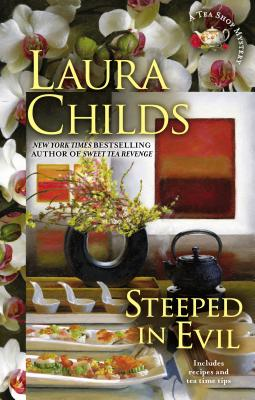 Cover for Steeped in Evil