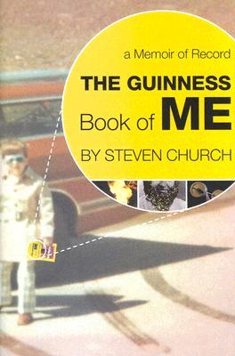The Guinness Book of Me Cover