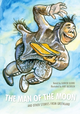 Cover for The Man of the Moon