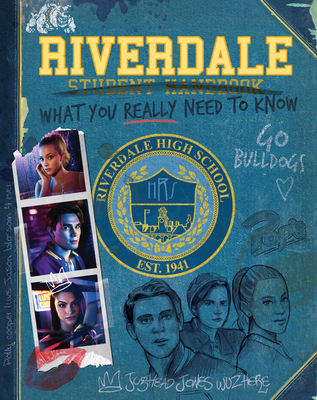 Riverdale Student Handbook (Official) Cover Image