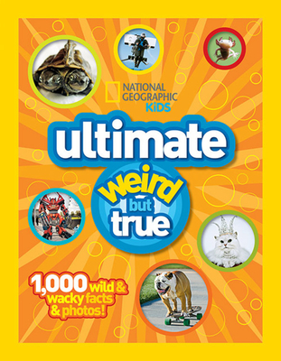 Ultimate Weird But True Cover