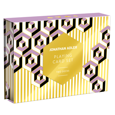 Jonathan Adler Versailles Playing Cards Cover Image