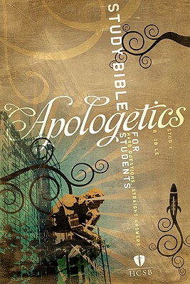 Apologetics Study Bible for Students-HCSB Cover
