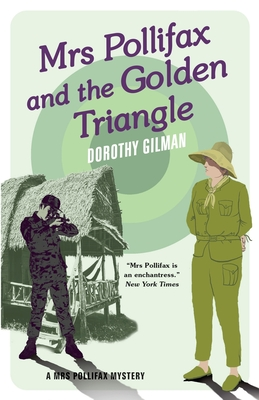 Mrs Pollifax and the Golden Triangle Cover Image