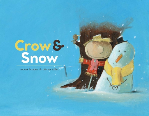 Crow & Snow Cover Image
