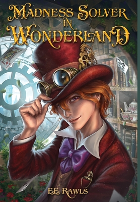 Madness Solver in Wonderland Cover Image