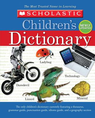 Scholastic Children's Dictionary Cover Image