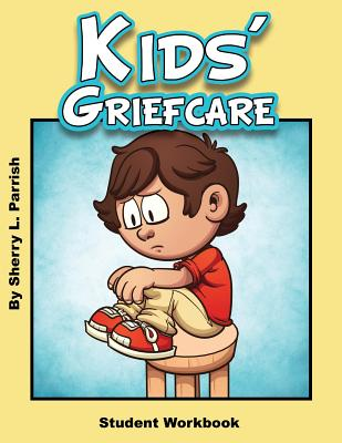 Kids' Griefcare Student Workbook Cover Image