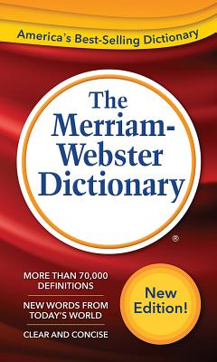 The Merriam-Webster Dictionary Cover Image