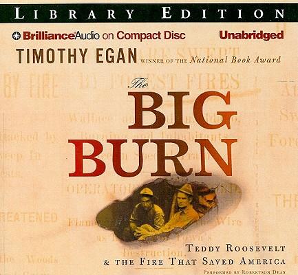 The Big Burn Cover