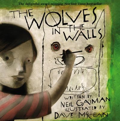 Cover for The Wolves in the Walls