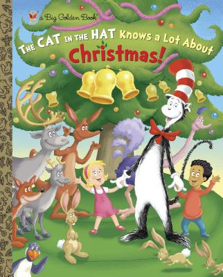 The Cat in the Hat Knows a Lot about Christmas! Cover