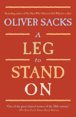 A Leg to Stand On Cover Image