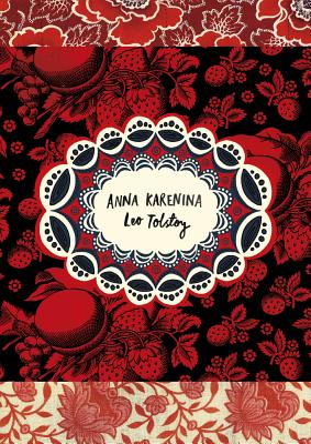 Anna Karenina (Vintage Classics) Cover Image