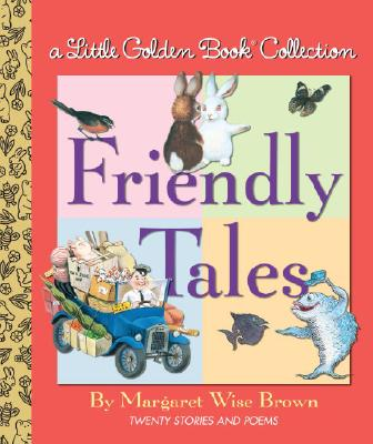 Friendly Tales Cover