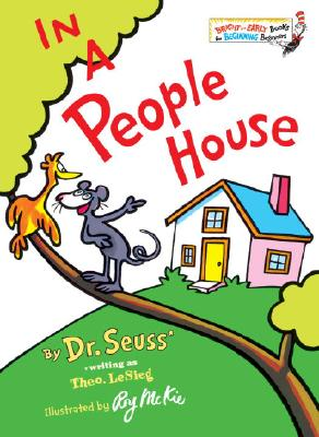 Cover for In a People House