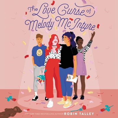 The Love Curse of Melody McIntyre Lib/E Cover Image