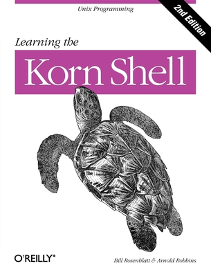 Cover for Learning the Korn Shell