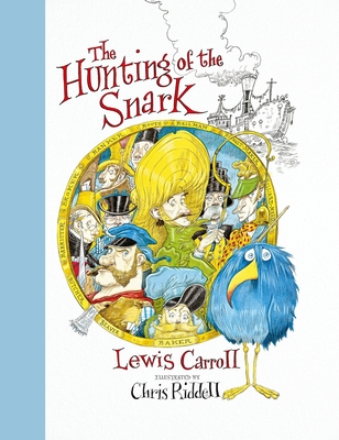 The Hunting of the Snark Cover Image