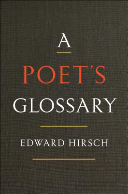A Poet's Glossary Cover Image
