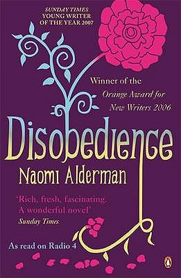 Disobedience Cover Image