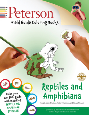 Cover for Peterson Field Guide Coloring Books