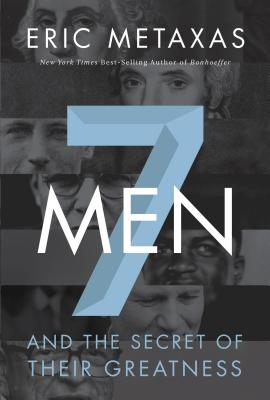 7 Men: And the Secret of Their Greatness Cover Image