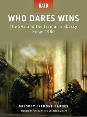 Who Dares Wins Cover