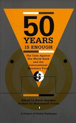 Cover for Fifty Years Is Enough