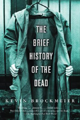 The Brief History of the Dead Cover