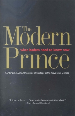 Cover for The Modern Prince